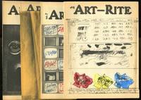 Art-Rite, numbers 1-21 complete (with a facsimile of no. 21)
