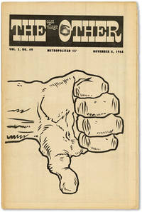 image of The East Village Other - Vol.3, No.49 (November 8, 1968)