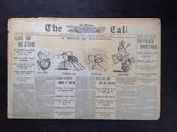 image of THE SAN FRANCISCO CALL. High Fives Gang, Black Jack Christian, George Musgrave, Skeleton Canyon Shootout