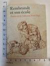 View Image 1 of 8 for Rembrandt et son école : dessins de la Collection Frits Lugt Inventory #162624