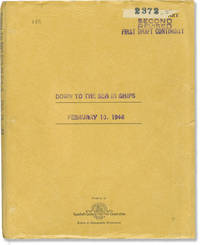 image of Down to the Sea in Ships (Original screenplay for the 1949 film)