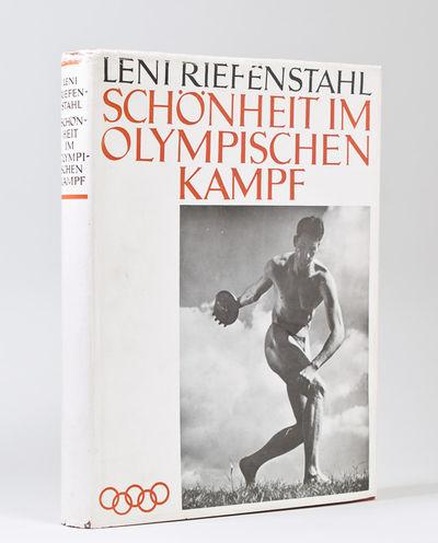 Berlin: Deutschen Verlag, 1937. First edition. Gravure plates. 1 vols. 4to. Text in German, French, ...