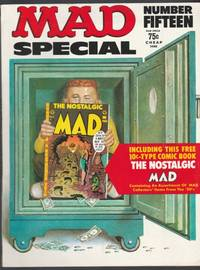 """MAD Special # 15 (fifteen) -(includes """"The Nostalgic MAD # Three"""")"""