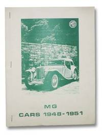 MG Cars: 1948-1951