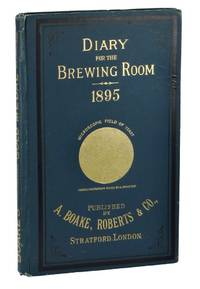 Diary For The Brewing Room - Used Books