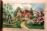 [NURSERY SPECIMEN BOOK FOR NORTH JERSEY NURSERIES. Millburn, NJ]