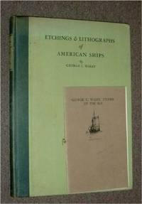 Etchings and Lithographs of American Ships.