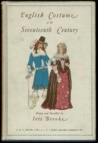 image of English Costume of the Seventeenth Century