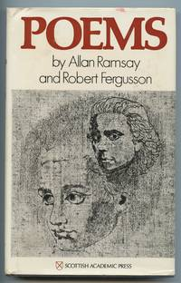 image of Poems by Allan Ramsay and Robert Fergusson