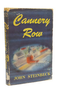 Cannery Row by John Steinbeck - First Edition - 1945 - from 1st Editions and Antiquarian Books, ABA, IOBA and Biblio.com