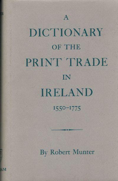 New York: Forham Univ. Press, 1988. First edition. Hardcover. Orig. dark green cloth. Fine in fine d...