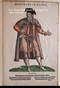 Mercator in Russia (The Russian Merchant)