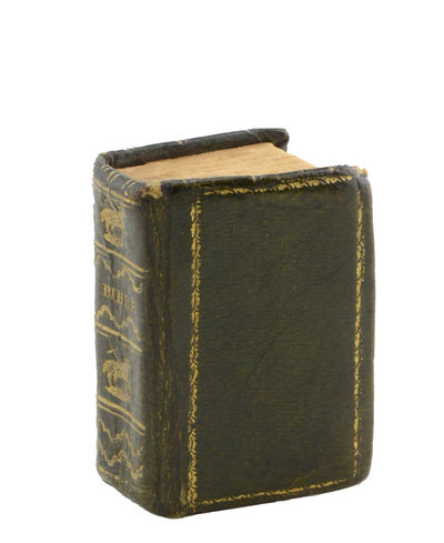 New-York: Printed and Sold by S. Wood, 1813. Second Wood edition.. A trifle foxed; some light rubbin...