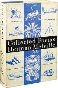 Collected Poems of Herman Melville (First Edition)