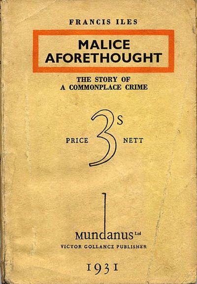 : Mundanus Ltd/Victor Gollancz Publisher, 1931. Octavo, printed wrappers. First edition. Berkeley's ...