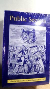 Public Secrets: Collected Skirmishes of Ken Knabb 1970-1997 by  Ken KNABB - Paperback - 1997 - from Horizon Books (SKU: 63193)