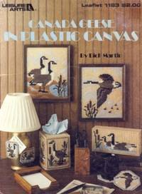 Canada Geese in Plastic Canvas Leaflet 1183