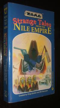 image of Strange Tales From the Nile Empire