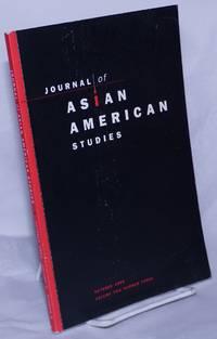 image of Journal of Asian American Studies (JAAS); October 1999, Volume Two Number Three