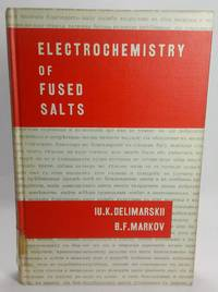 image of Electrochemistry of Fused Salts