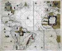 West Indische Paskaert by LOOTS, Johannes (ca. 1665 - 1726) - BLAEU, Willem (1571-1638) - GOOS, Pieter (1615-1675)