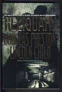 Reliquary by  Lincoln  Douglas; Child - First Edition - 1997 - from Parigi Books, ABAA/ILAB (SKU: 10568)