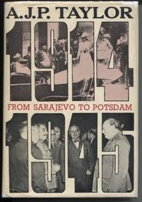 image of From Sarajevo to Potsdam (Library of European Civilization)