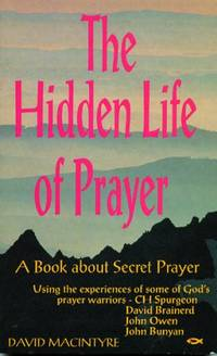 image of HIDDEN LIFE OF PRAYER CFP