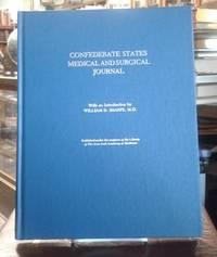 image of Confederate States Medical and Surgical Journal