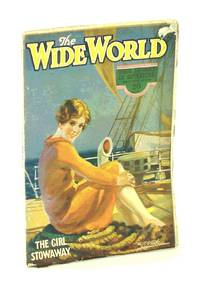 "image of The Wide World Magazine - True Stories of Adventure, October [Oct.] 1928, Vol. LXI, No. 366: Cycling Round the World / The ""Teak-Wallahs"" of Northern Siam"