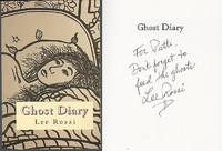 GHOST DIARY Poems