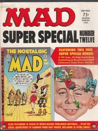 """MAD Super Special # 12 (twelve) -(includes """"The Nostalgic MAD # Two"""")"""