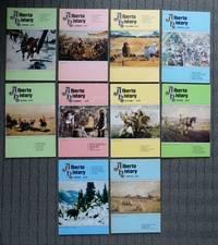 ALBERTA HISTORY.  VOLUME 25, NUMBERS 2-4 (SPRING/SUMMER/AUTUMN 1977), VOLUME 26, NUMBERS 1-4 (WINTER/SPRING/SUMMER/AUTUMN 1978), VOLUME 27, NUMBERS 1 & 2 (WINTER/SPRING 1979), VOLUME 28, NUMBER 1 (WINTER 1980).  10 NUMBERS IN TOTAL.