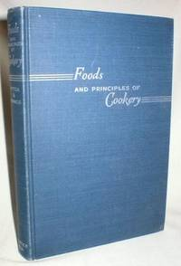 Foods and Principles of Cookery