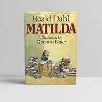 Matilda by  Roald Dahl - First Edition - 1988 - from John Atkinson Books (SKU: 12204)
