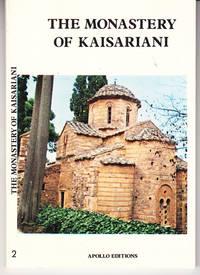 The Monastery of Kaisariani