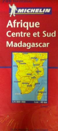 Michelin Afrique Centre et Sud Madagascar/ Africa Central & South, Madagascar