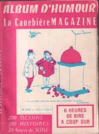 Album d'humour , La canebière magazine n° 126