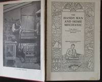 image of The Handy Man and Home Mechanic. Home Repairs Decoration, and Construction Illustrated.