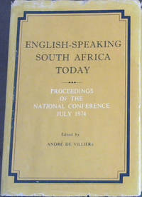 English-speaking South Africa Today