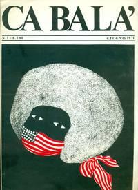 Ca Balà, N.3, Anno I. Giugno 1971
