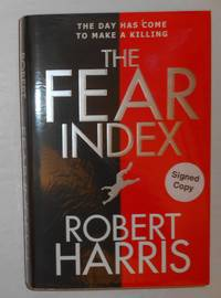 image of The Fear Index (SIGNED COPY)