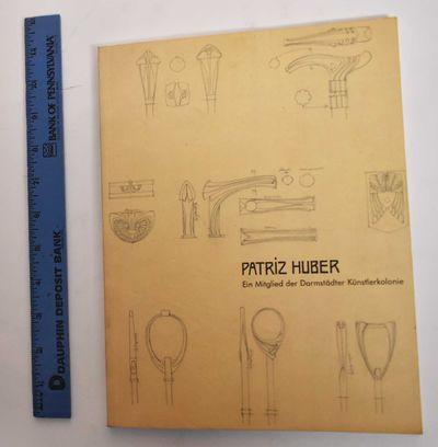 Darmstadt: Institut Mathidenhohe Darmstadt, 1992. Softcover. VG+, light shelf wear, light rubs on re...