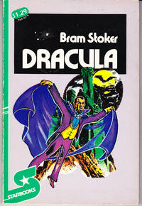 Dracula by  Bram Adapted By Naunerle Farr Stoker - 1st Printing - 1980 - from John Thompson and Biblio.com