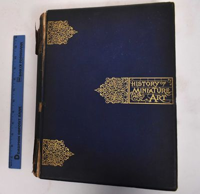 London / New York: Macmillan, 1887. Hardbound. Good+ (heavy wear to boards, tears along spine, age t...