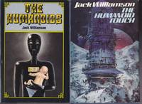 "Humanoids series:  book (1) one ""The Humanoids"", book (2) two ""The Humanoid Touch""   - the complete two book set of the ""Humanoids""   (hard covers in dust jackets)"