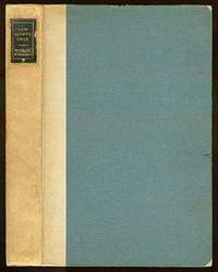 New York: George H. Doran and Company, 1917. Hardcover. Very Good. First edition. Very Good plus wit...