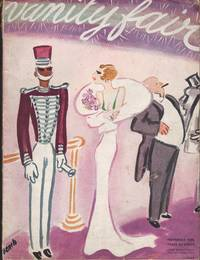 image of Vanity Fair Magazine, November 1935 Issue