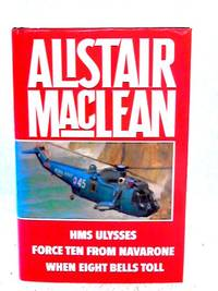 image of HMS Ulysses - Force Ten From Navarone - When Eight Bells Toll
