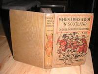 When I Was a Boy in Scotland